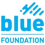 Blue Foundation_1Color_Logo