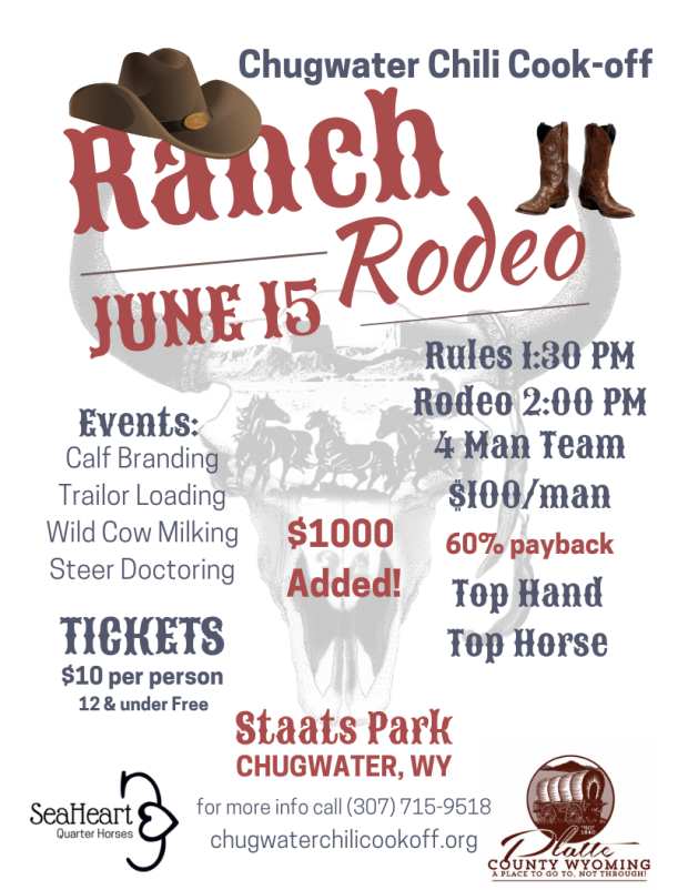 Ranch Rodeo Chili Flyer 2019