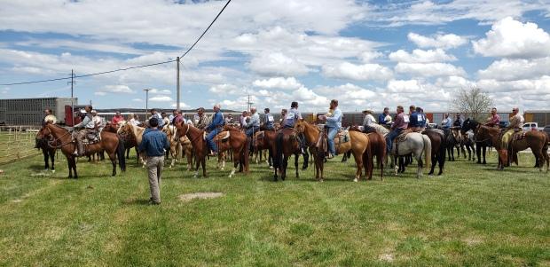 Ranch Rodeo Natl Anthem