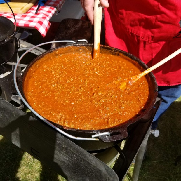 Red Chili Cook