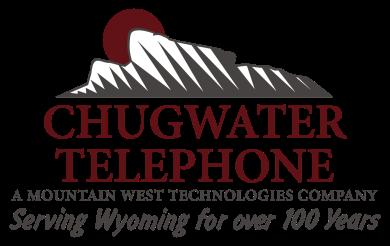 Chugwater Telephone Logo